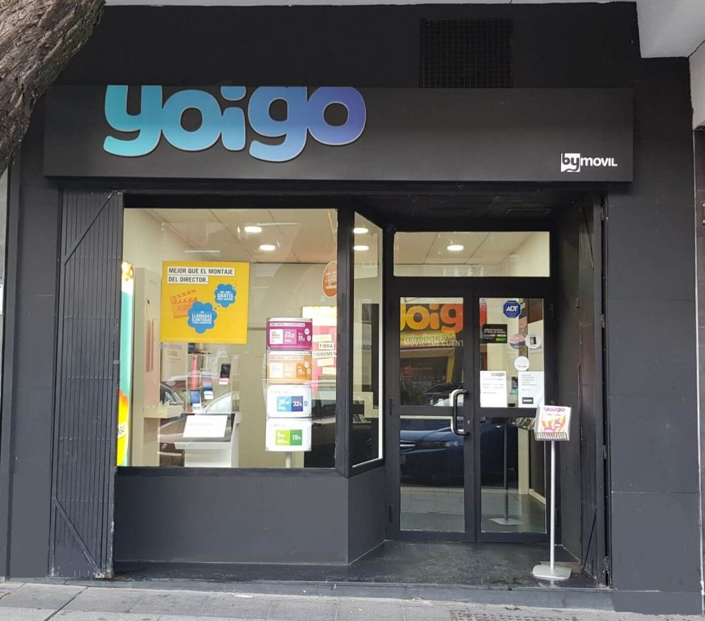 tienda yoigo badajoz