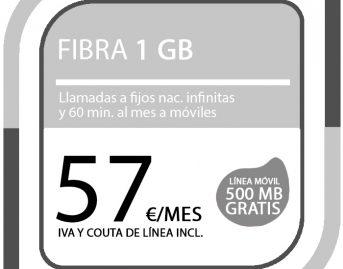 FIBRA 1GB
