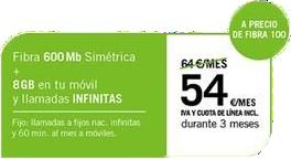 fibra600mb+sunfin8gb