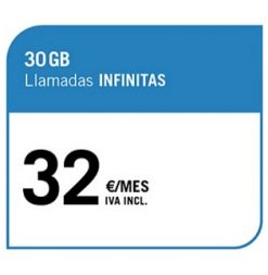 LA SINFÍN 30 GB